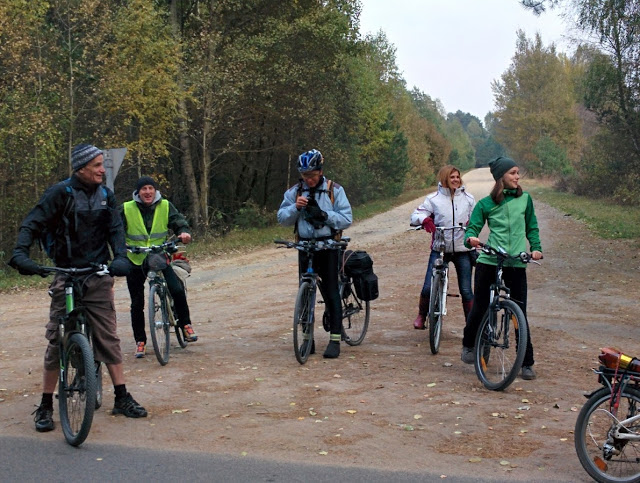 О белорусском маршруте на сайте EuroVelo.org