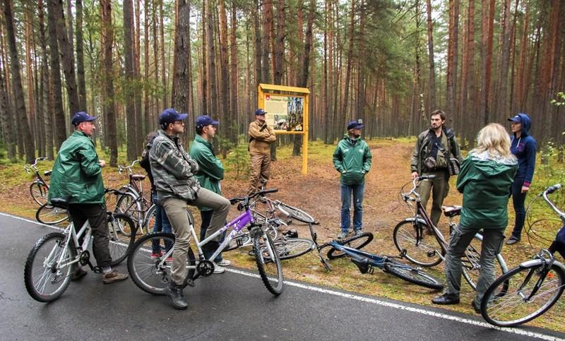 Ответ директора НП «Беловежская пуща» о расценках для велотуристов