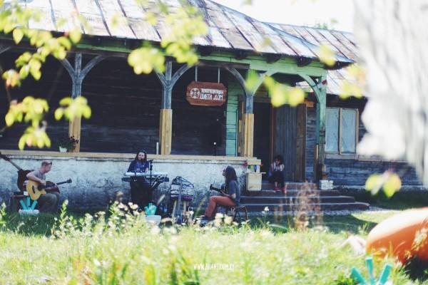 Эко йога усадьба «Шанти Дом»