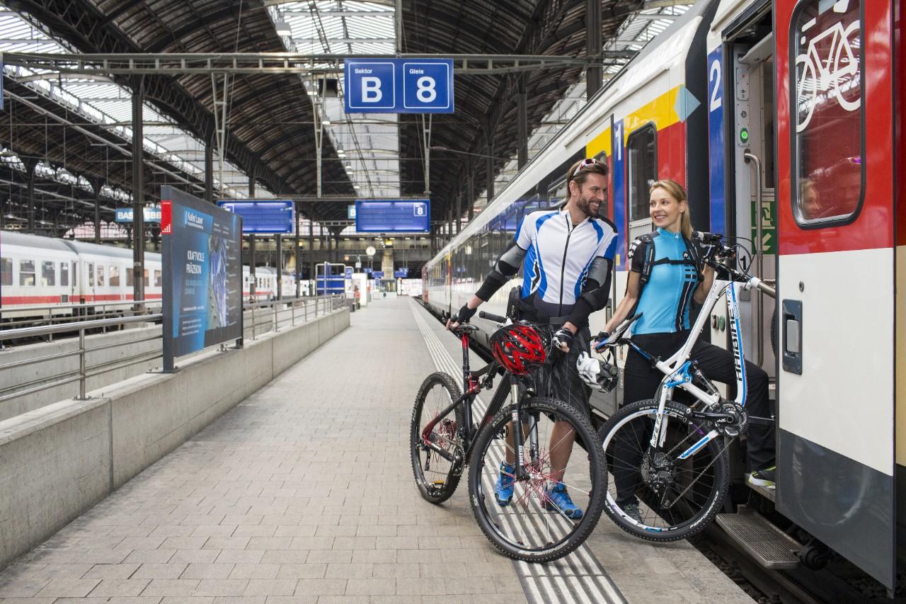 Правила перевозки велосипедов на железной дороге несколько упростились