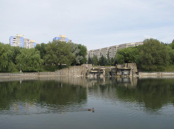 Минск: 13 каскадов Слепянки – 21 км